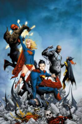 Batman/Superman Vol. 2 (The New 52) (Hardback)
