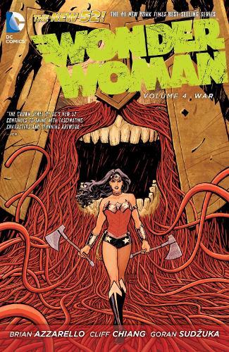 Wonder Woman Vol. 4 War (The New 52) (Paperback)