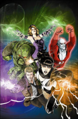Justice League Dark Vol. 5: Paradise Lost (The New 52) (Paperback)