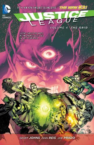 Justice League Volume 4: The Grid TP (The New 52) (Paperback)