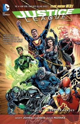 Justice League Vol. 5 (The New 52) (Hardback)