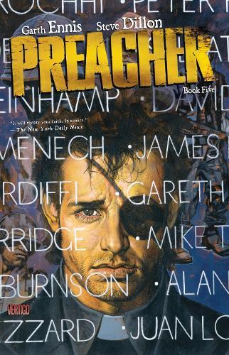 Preacher Book Five (Paperback)