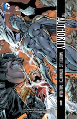 The Authority Vol. 2 (Paperback)