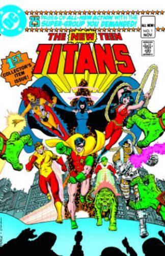 New Teen Titans Vol. 1 (Paperback)