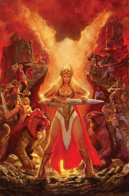 He-Man And The Masters Of The Universe Vol. 5 (Paperback)