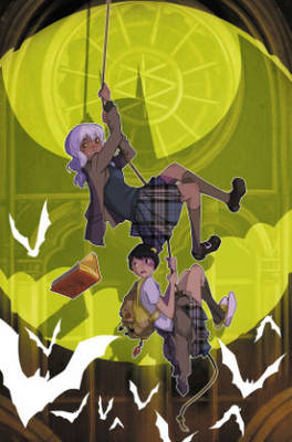 Gotham Academy Vol. 1: Welcome to Gotham Academy (The New 52) (Paperback)