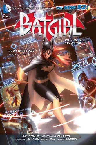 Batgirl Vol. 5 Deadline (The New 52) (Paperback)