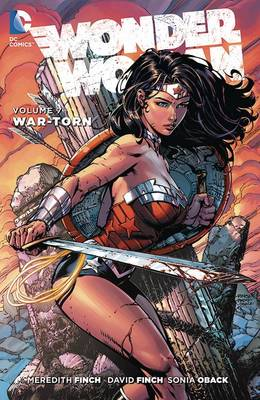 Wonder Woman Vol. 7 (The New 52) (Hardback)