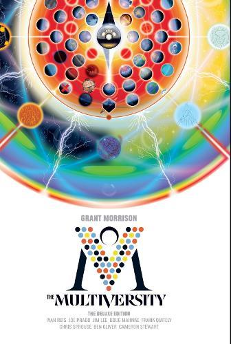The Multiversity Deluxe Edition (Hardback)