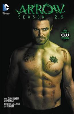 Arrow Season 2.5 (Paperback)