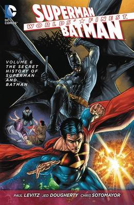 Worlds' Finest Vol. 6 (The New 52) (Paperback)