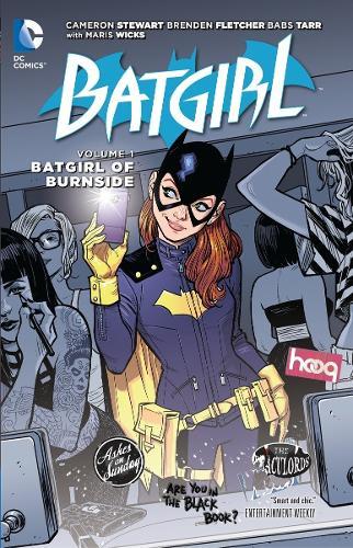 Batgirl TP Vol 01 The Batgirl Of Burnside (N52) (Paperback)