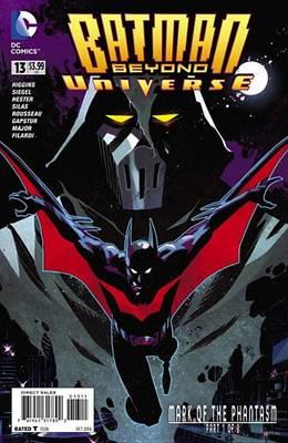 Batman Beyond 2.0 Vol. 3: Mark of the Phantasm (Paperback)