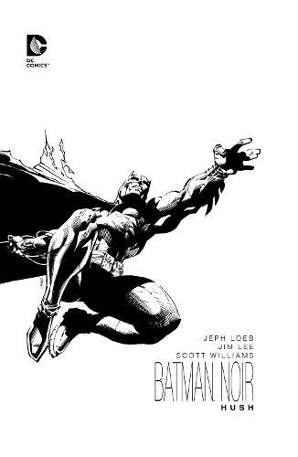 Batman Noir Hush (Hardback)