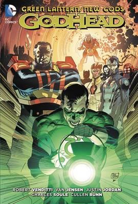 Green Lantern/New Gods (Hardback)