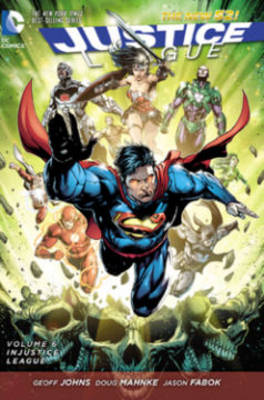 Justice League Vol. 6 Injustice League (The New 52) (Paperback)