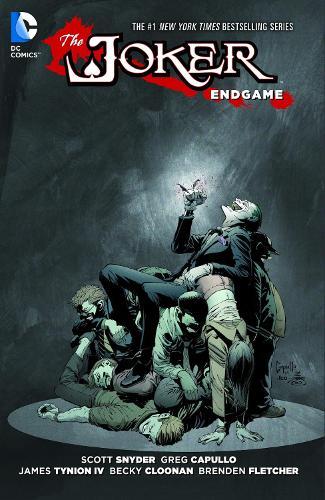 The Joker Endgame (Hardback)