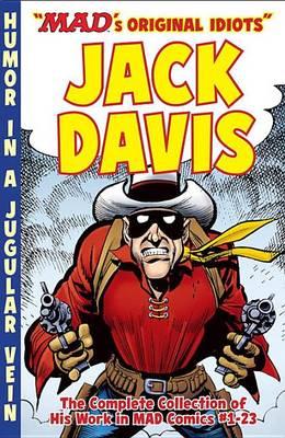 The Mad Art Of Jack Davis (Paperback)