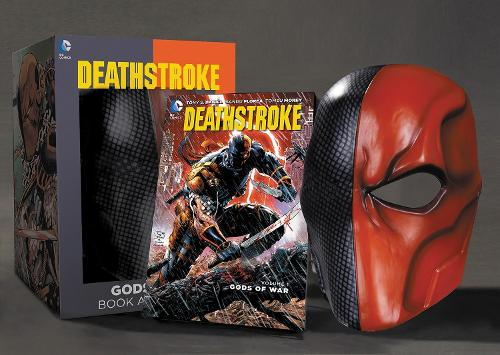 Deathstroke Vol. 1 Book & Mask Set (Paperback)