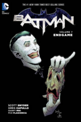 Batman TP Vol 7 Endgame (Paperback)