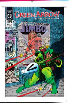 Green Arrow Vol. 6 (Paperback)