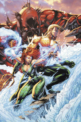 Aquaman Vol. 8 Out of Darkness (Hardback)
