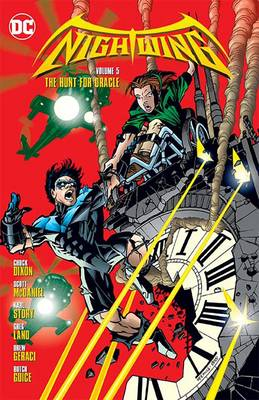 Nightwing Vol. 5 The Hunt For Oracle (Paperback)