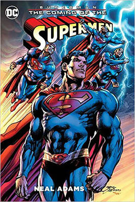 Superman The Coming Of The Supermen (Hardback)