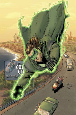 Green Lantern Vol. 8 (Hardback)