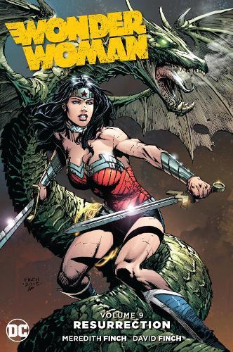 Wonder Woman HC Vol 09 Resurrection (Hardback)