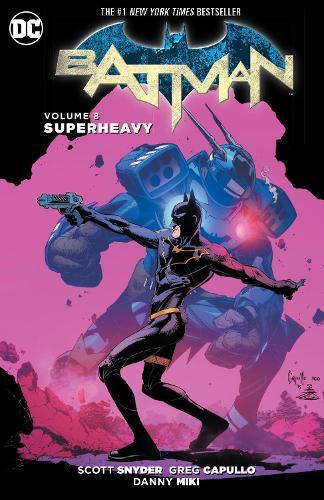 Batman Vol. 8: Superheavy (The New 52) (Paperback)