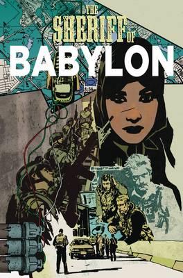 Sheriff of Babylon Vol. 2 Pow. Pow. Pow. (Paperback)