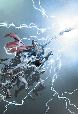 DC Rebirth Omnibus Vol. 1 (Hardback)