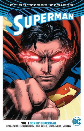 Superman: Son of Superman (Rebirth) Vol 1