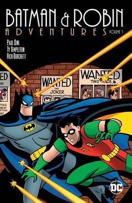 Batman & Robin Adventures Vol. 1 (Paperback)