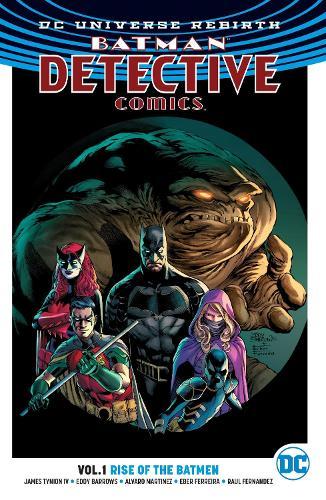 Detective Comics: Rise of the Batmen (Rebirth) Vol.1