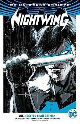 Nightwing Vol. 1 (Rebirth) (Paperback)
