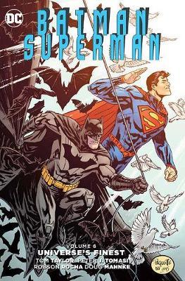 Batman/Superman Vol. 6 (Hardback)