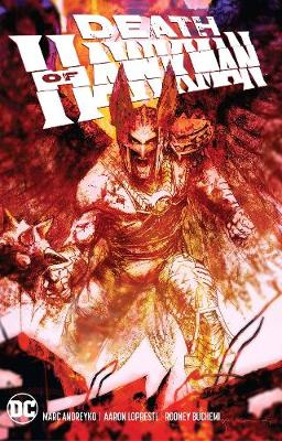 The Death of Hawkman (Paperback)