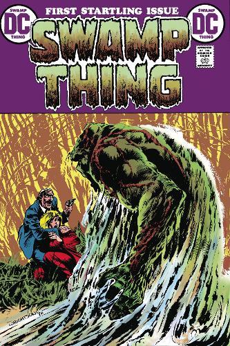 Swamp Thing the Bronze Age Omnibus (Hardback)