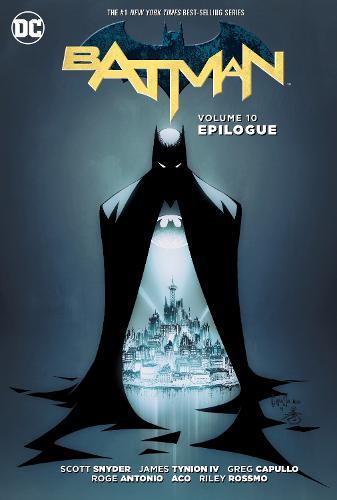 Batman Vol. 10: Epilogue (Paperback)