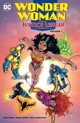 Wonder Woman & The Justice League America Vol. 1 (Paperback)