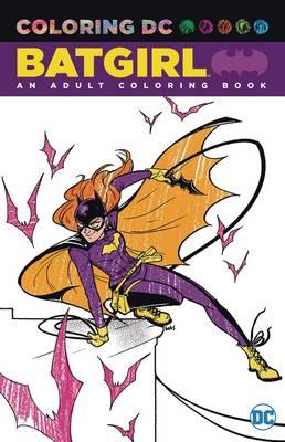 Batgirl An Adult Coloring Book TP (Paperback)
