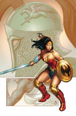 Wonder Woman Her Greatest Battles (Paperback)