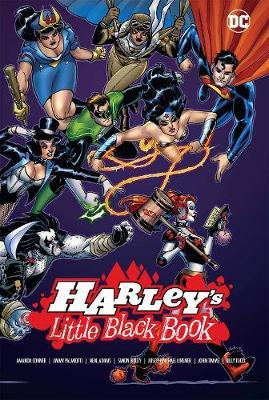 Harley's Little Black Book (Hardback)
