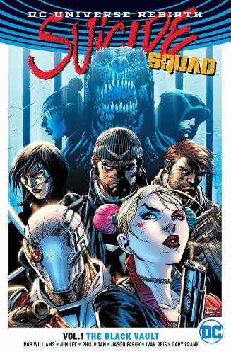 Suicide Squad TP Vol 1 The Black Vault (Rebirth) (Paperback)