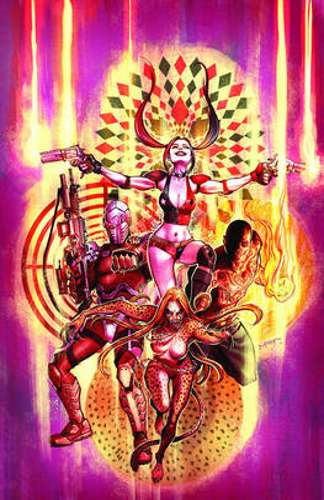 New Suicide Squad Vol. 4 (Paperback)