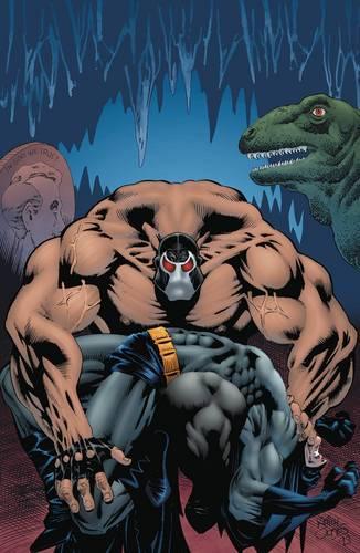 Batman Knightfall Omnibus Vol. 1 (Hardback)