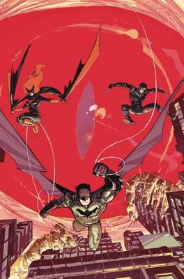 Batman Night Of The Monster Men (Rebirth) (Hardback)
