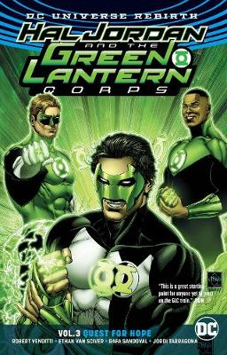 Hal Jordan and the Green Lantern Corps Vol. 3: Quest for Hope (Rebirth) (Paperback)
